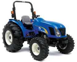 Multi-Tasking Tractors