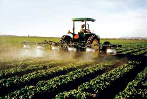Ohio State Univeristy Offers Safe Spraying Tips