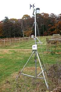 Weather Stations Help With Reliable Forecasts