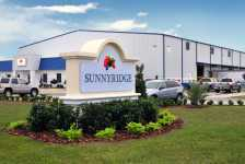 SunnyRidge Opens New Distribution Facility