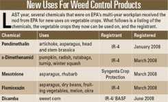 Crop Protection 2009: Herbicides