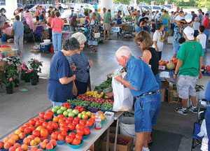 Set Up A Successful Farmers' Market