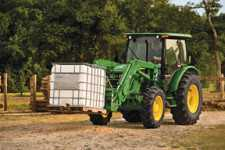 Equipment Profiles: Field Tractors