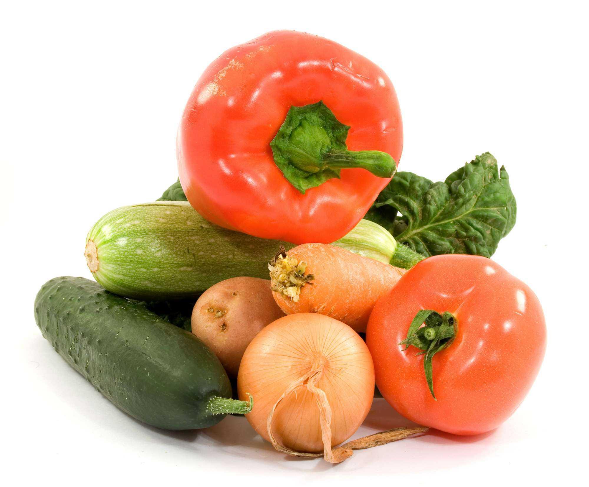 2012 Vegetable Variety Showcase