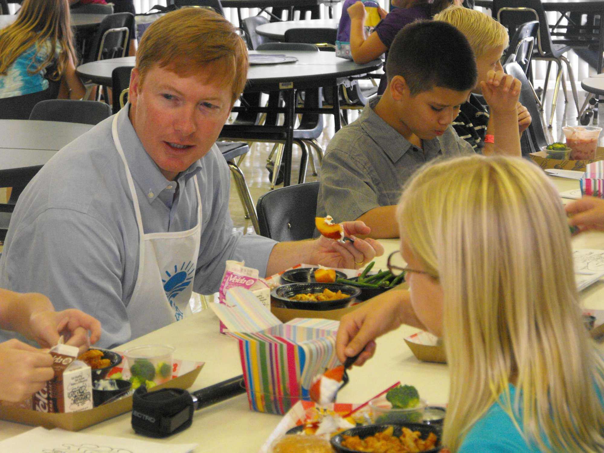 Local Produce Benefiting Florida Schools
