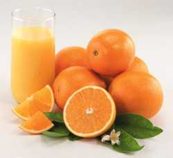 OJ and fruit generic
