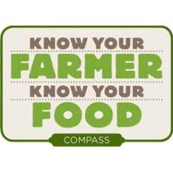 USDA Know Your Farmer, Know Your Compass logo