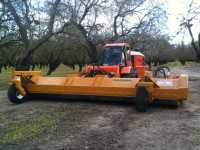 Porter Orchard Boss Tractor