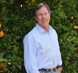 Bobby Barben, 2013 Citrus Achievement Award winner