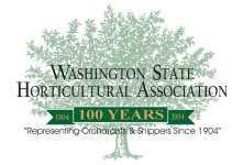 Washington State Hort Logo