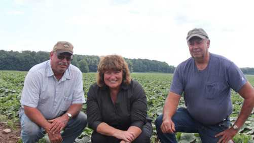 2013 Grower Achievement Award Winner: Torrey Farms