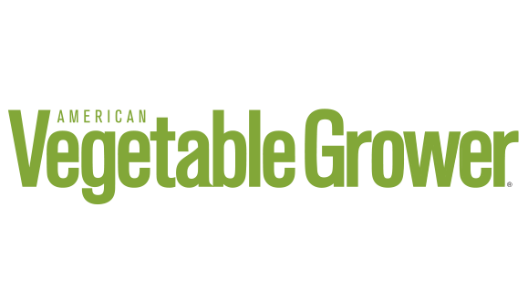 American Vegetable Grower (AVG) color logo - green