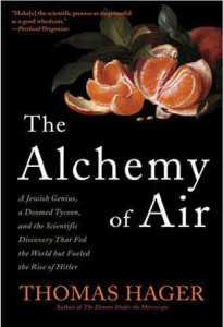 Alchemy of Air book cover