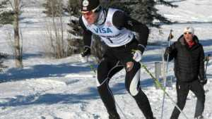 USA Pears Sponsors Olympic Athlete