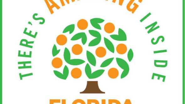 Florida Department of Citrus Amazing logo
