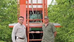New York Apple Grower And Machine Designer Collaborate On Custom Orchard Equipment