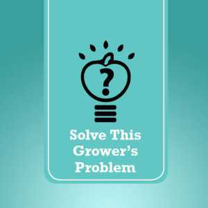 Solve This Grower Problem logo