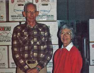 Roscoe and Marylou Crist