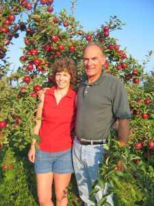 Jeff and Joy Crist