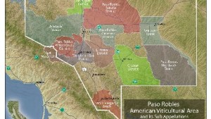 New Viticultural Areas Approved In Paso Robles Area