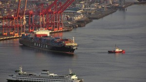 Dock Slowdowns Last Year Cost Washington $770 Million