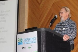 Bio-Ag Services President Greg Gaffney (Photo Credit: Growing Produce)