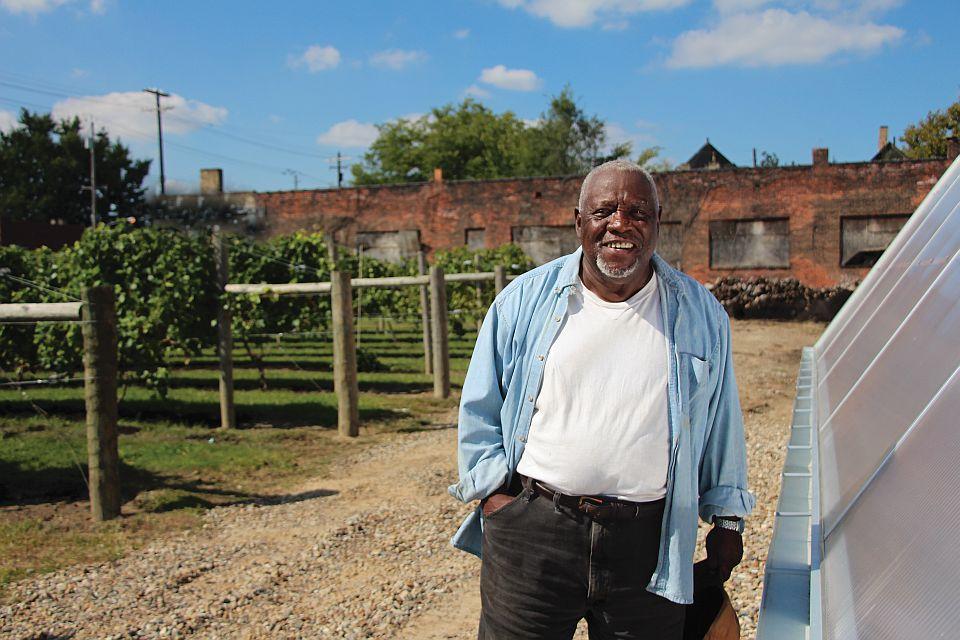 chateau hough urban vineyard Cleveland Ohio