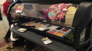 USPB Promotes Potato Friendly Salad Bars