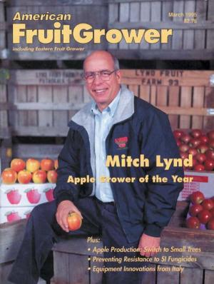 American Fruit Grower AGTY 1995 Mitch Lynd