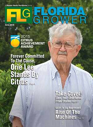 Florida Grower June 2015 cover