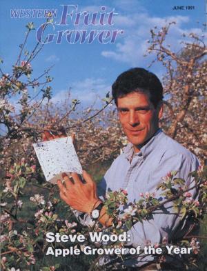 Western Fruit Grower AGTY 1991 Steve Wood