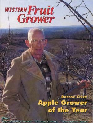 Western Fruit Grower AGTY 1993 Roscoe Crist