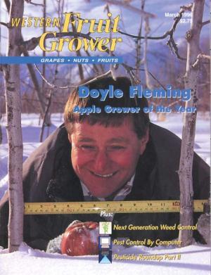Western Fruit Grower AGTY 1996 Doyle Flemming