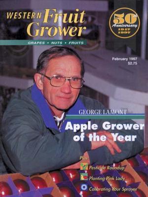 Western Fruit Grower AGTY 1997 George LaMont