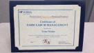 UF/IFAS certificate of farm labor management