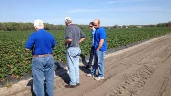 Florida BMPs grower meeting