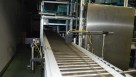 motorized conveyor belt for citrus juice processing