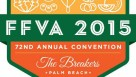 FFVA 2015 Annual Convention logo