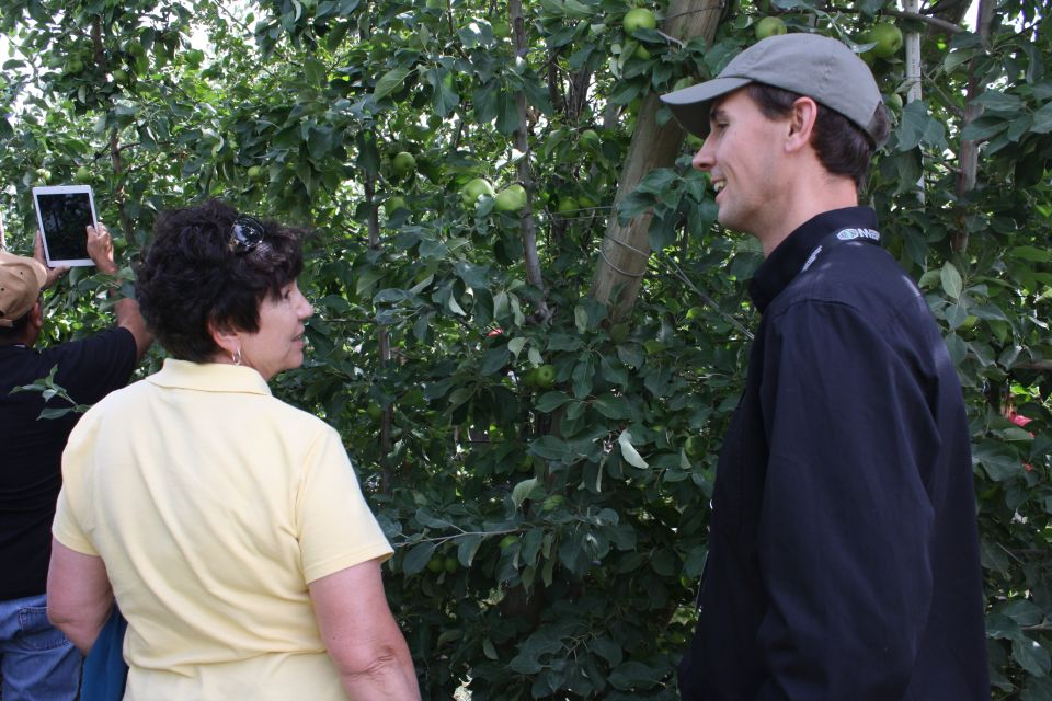Friend of the Fruit Industry Retires from Summit Tree Sales