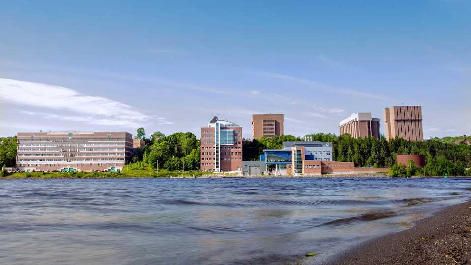 Michigan Technological University campus