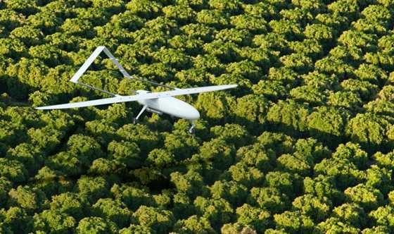 AGERpoint Inc.'s aerial LiDAR platform drone