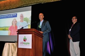 Bill Dodd - Apple Grower of the Year 2015
