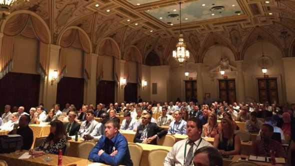 2015 FFVA Annual Convention crowd