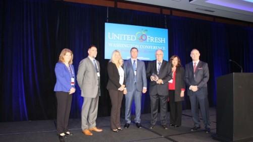 Pero Family Farms Receives The Grower Achievement Award In Washington, DC