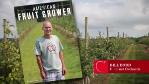 Plenty Of Highlights From 2015 Apple Grower Of The Year Presentation