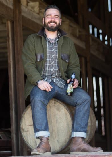 Ryan Burk (Photo credit: Angry Orchard)