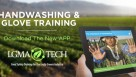 hand washing app for web
