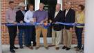 2015 Florida Ag Expo GCREC ribbon cutting on new expansion.