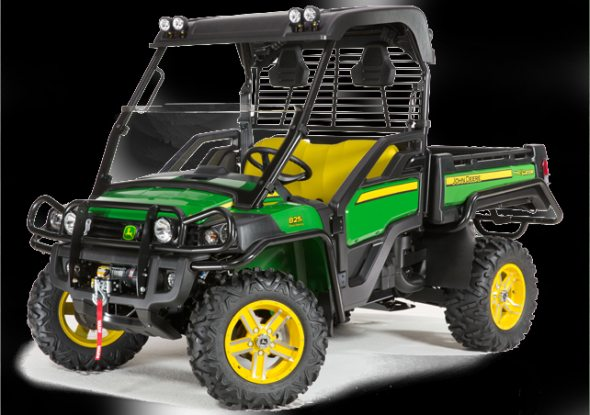 john deere unveils 2016 gator xuv 825i special edition growing produce. Black Bedroom Furniture Sets. Home Design Ideas