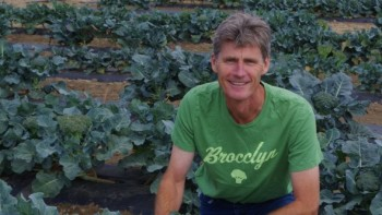 Thomas Björkman, the director of the Eastern Broccoli Project, discusses details on the challenges of broccoli production in the East.